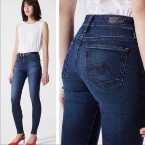 AG Adriano Goldschmied Farrah Skinny Jeans 26 EUC